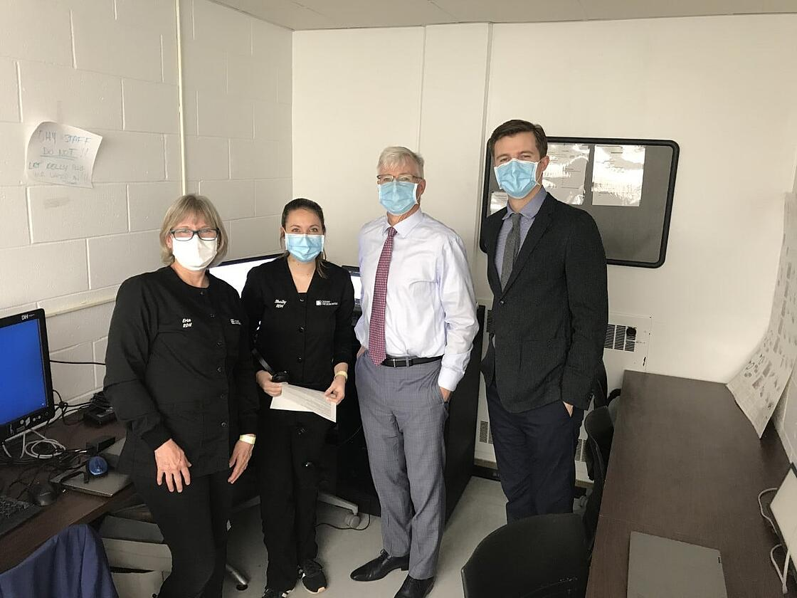 orthodontists at hvcc orthodontic program